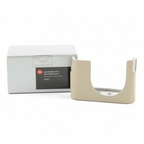 Leica Q Typ 116 Protector Cemento Leather + Box