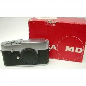 Leica MD + Box