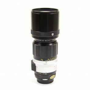 Nikon Nikkor-H Auto 300mm f4.5 Non AI