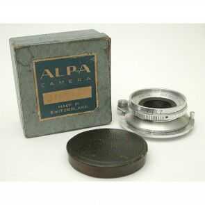 Old Delft For ALPA 35mm f3.5 Alfinar + Box