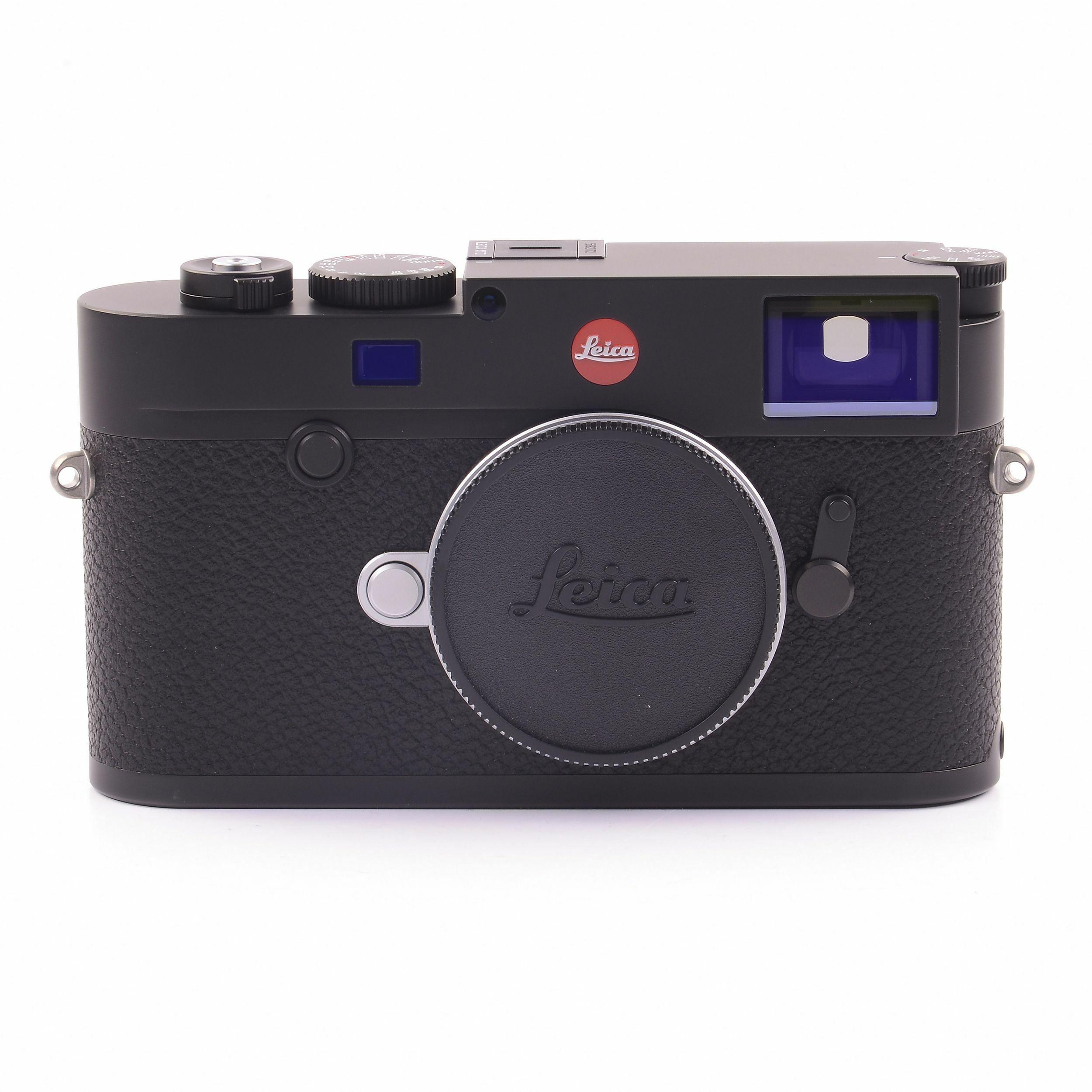 LEICA LEITZ M10 BLACK + BOX 20000 #1311